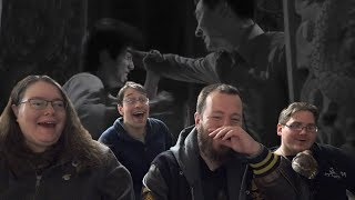 Once Upon A Time In Shanghai Fight Scene Reaction And Discussion