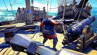 SEA OF THIEVES 50 Minutes of Gameplay Demo (Open World Pirate Game 2018)►SUBSCRIBE: http://goo.gl/w0ca4q►Apply for Curse Network : http://bit.ly/1Mseqxc