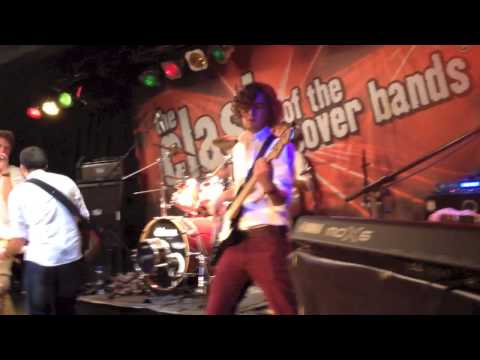 The Clash of The Coverbands - Gold and Seaweed (halveregiofinale)