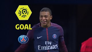 Goal Kylian MBAPPE (90' +2) / Paris Saint-Germain - LOSC (3-1) / 2017-18
