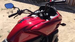 6. Honda CTX700 First Review