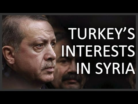 caspianreport - Turkey's interests in the Syrian civil war http://www.youtube.com/watch?v=heUzDndfw8E As the leading players in the Syria civil are rethinking their next mov...