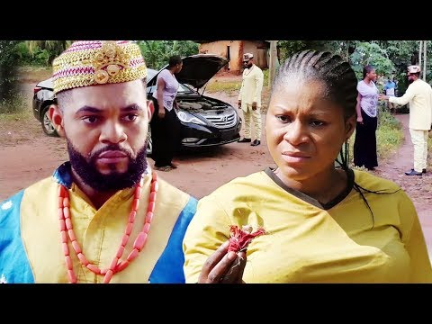 The Gifted Beautiful Poor Girl That Save The Prince Life 1&2 - Destiny Etiko 2019 New Nigerian Movie