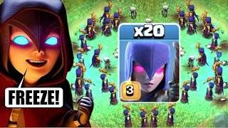 """Video NEW """"FROZEN WITCHES"""" COMBO CHALLENGE!! �� Clash Of Clans �� MP3, 3GP, MP4, WEBM, AVI, FLV Oktober 2017"""