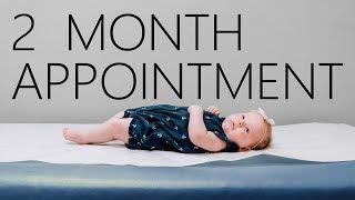 Video BABY'S TWO MONTH CHECKUP!! 👶 MP3, 3GP, MP4, WEBM, AVI, FLV Januari 2018