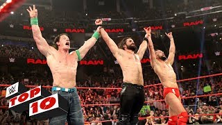 Nonton Top 10 Raw Moments  Wwe Top 10  January 7  2019 Film Subtitle Indonesia Streaming Movie Download