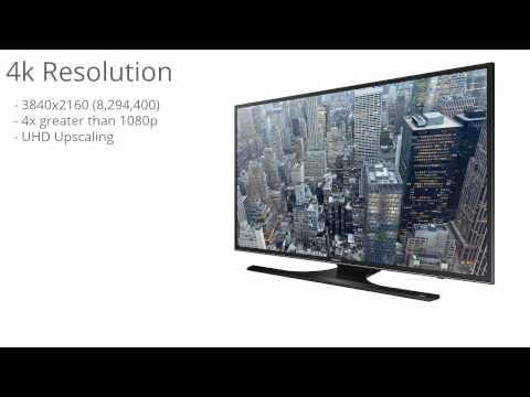 Samsung UN65JU6500 65