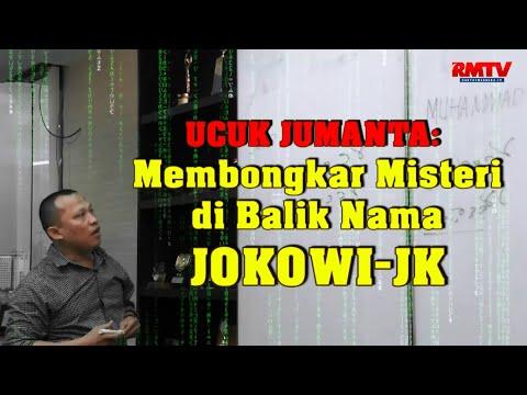 Ucuk Jumanta: Membongkar Misteri di Balik Nama Jokowi-JK