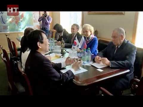 Новгородскую область посетил Генеральный консул Республики Корея в Санкт-Петербурге