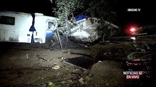 Desaparecidos en Montecito por deslaves - Thumbnail