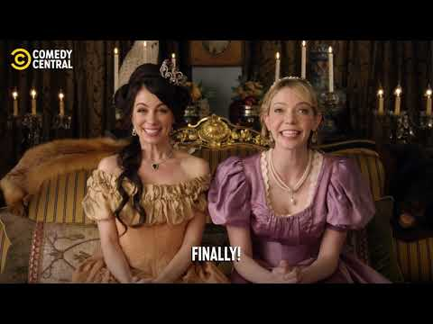 The Claudette Sisters | Another Period S1