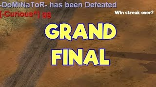 It's time for the Grand Final with DoMiNaToR vs Curious in the the Zero Hour World Series 2016. Best of 9. Random armies.