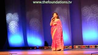 Gauri Chandna Hosting Ritu Sagar @Boston Sargam