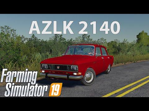 Moskchiv AZLK 2140 v2.0