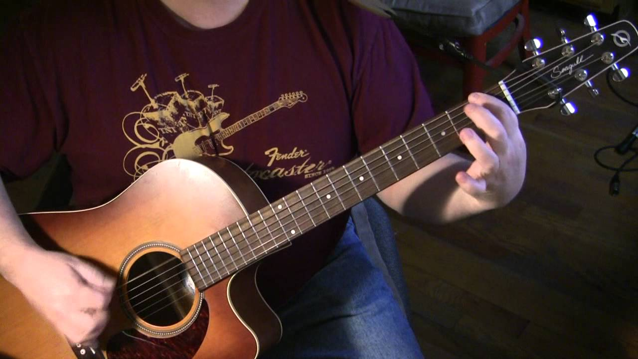 Shine On You Crazy Diamond Acoustic Guitar Lesson