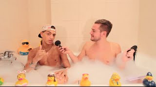 Video Amine Mojito dans le bain de Jeremstar - INTERVIEW MP3, 3GP, MP4, WEBM, AVI, FLV Agustus 2017