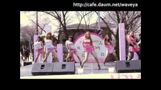 Waveya(직캠) k-pop cover dance 웨이브야 공연