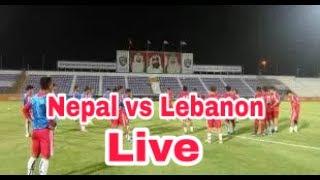 nepal vs lebanon live..2