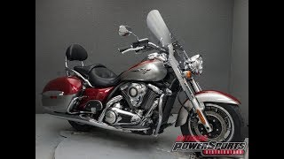 10. 2012  KAWASAKI  VN1700 VULCAN 1700 NOMAD  - National Powersports Distributors