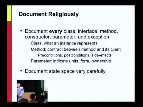 api - Google Tech Talks January 24, 2007 ABSTRACT Every day around the world, software developers spend much of their time working with a variety of Application Pr...