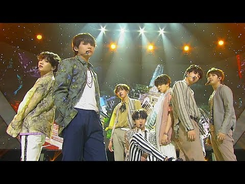 《Comeback Special》 BTS(방탄소년단) - Airplane pt.2 @인기가요 Inkigayo 20180527 - Thời lượng: 3:36.