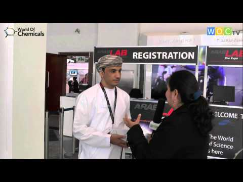 Visitors at ArabLAB 2015