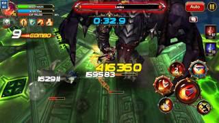 Video Kritika: White Knights | Chp10 Final Boss | [Transcend] Berserker | 500,338Cp | Mini Ep | MP3, 3GP, MP4, WEBM, AVI, FLV Juli 2018
