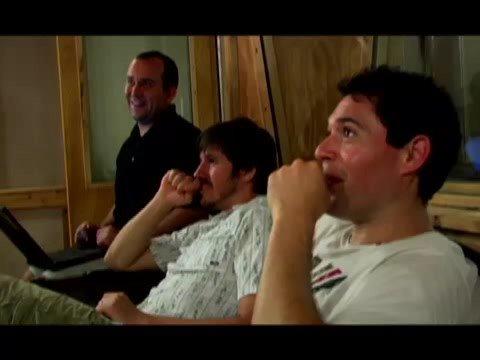 SNC  Webisode 3: In the Studio