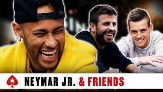 Video Neymar Jr. Charity Special - EPT Barcelona 2018 - Part 2 MP3, 3GP, MP4, WEBM, AVI, FLV Maret 2019