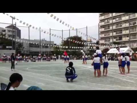 台場小学校運動会