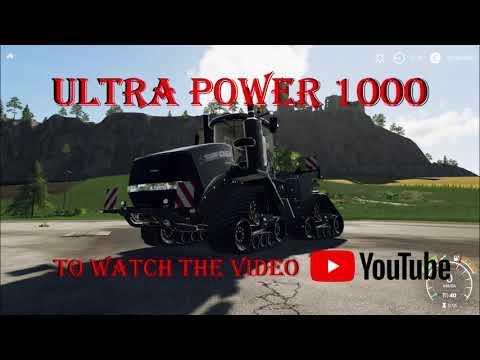 CaseIH quadtrac UltraPower 1000 v1.0