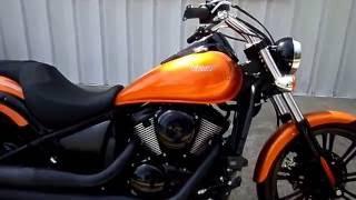 1. 2012 Kawasaki Vulcan® 900 Custom  1/13