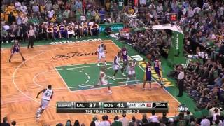 Kobe Bryant Full Series Highlights vs Boston Celtics 2010 NBA Finals