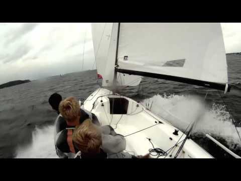 J/70 Sail Training Video