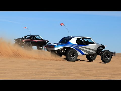 Glamis Sand Dunes Horsepower Wars Official Video