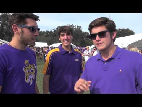 College Life Presents: LSU!