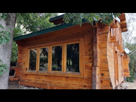 Master Carpenter Builds a Masterpiece Home and Garden