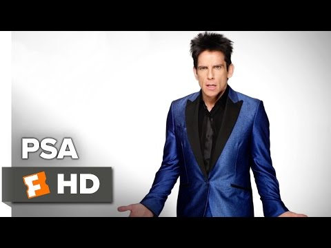 Zoolander 2 (Viral Video 'The More You Know: Derek Zoolander on Rudeness)