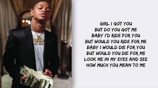 YK Osiris - Valentine (Lyrics) (ft. Lil Uzi Vert) Remix