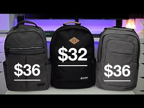 Best Tech Bags | Budget Edition