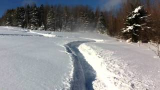 9. Arctic Cat XF 800 ProCross 2012  Powder Ride !