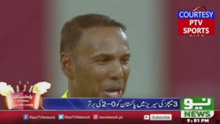 Pak Vs West Indies 3rd T20 Match At Dubai | PCB Announce Central Contract