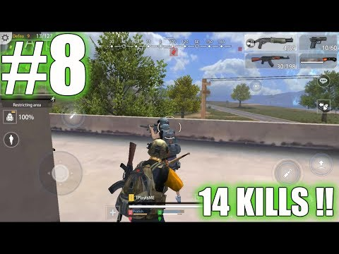 14 KILLS GAME | Hopeless Land: Fight For Survival #8 HD
