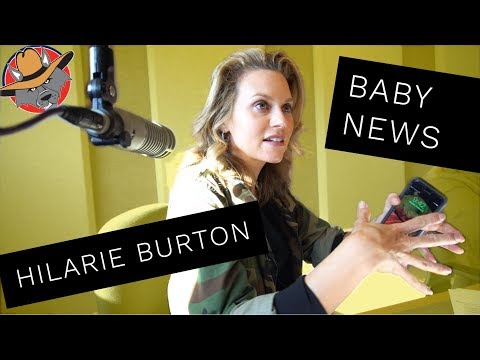 Hilarie Burton on Jeffrey Dean Morgan's Pregnancy Reveal