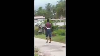 Fight in Guyana!! Funny!!