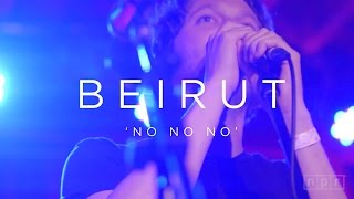 Video Beirut: No No No | NPR MUSIC FRONT ROW MP3, 3GP, MP4, WEBM, AVI, FLV Juli 2018