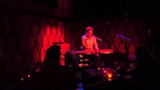 Eli Lieb - New York (unreleased original song Rockwood Musichall 2/12/12