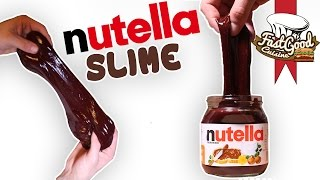 Video Comment faire le Nutella Slime ! MP3, 3GP, MP4, WEBM, AVI, FLV Oktober 2017