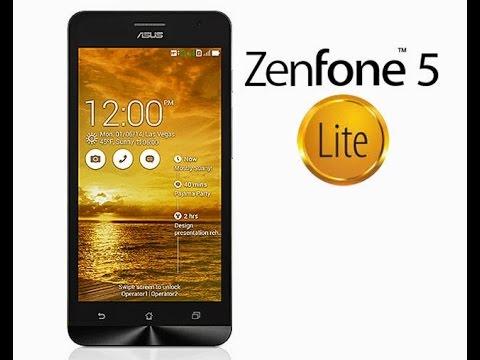 Asus Zenfone 5 Lite (A502CG, T00K) LCD+touchscreen replacing