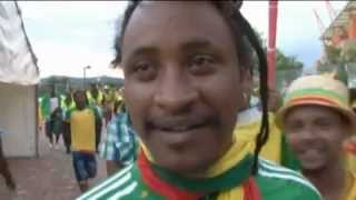 So Funny: Ethiopia Fans Post-Zambia Match Reaction 2013 Africa Cup Of Nations